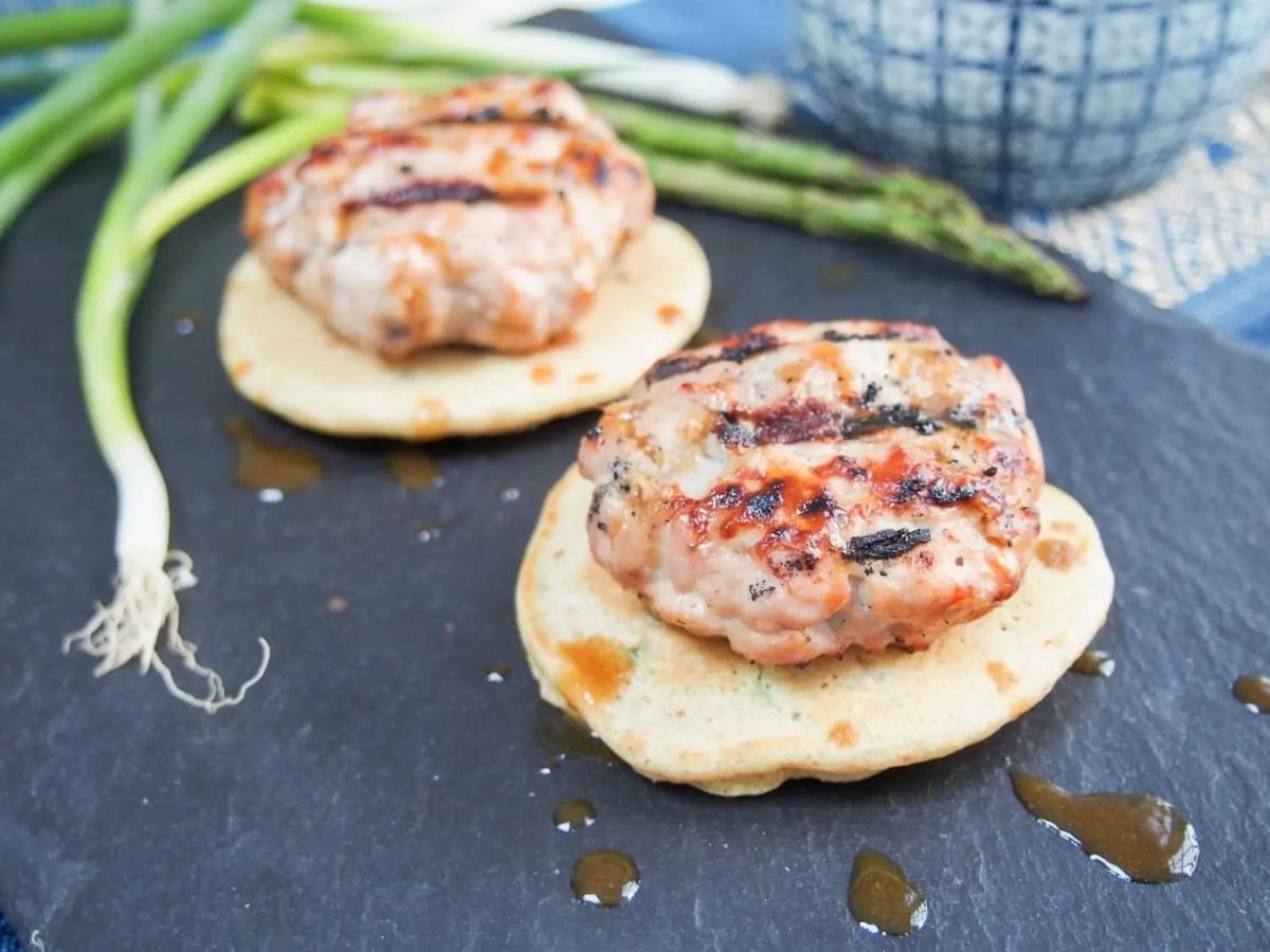 Miso tuna burgers #SundaySupper