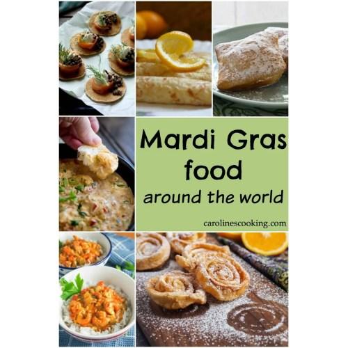 Medium Crop Of Mardi Gras Appetizers