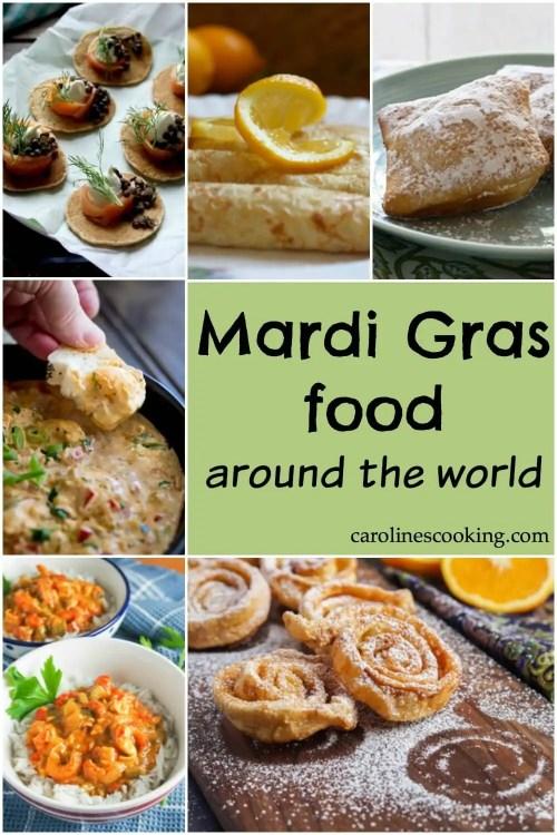 Medium Of Mardi Gras Appetizers