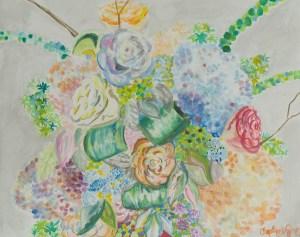 Blooms for Jennie Lee Print