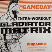 GAME DAY Front Label