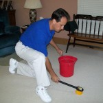 Stain Removing