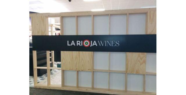 Stand La Rioja Wines
