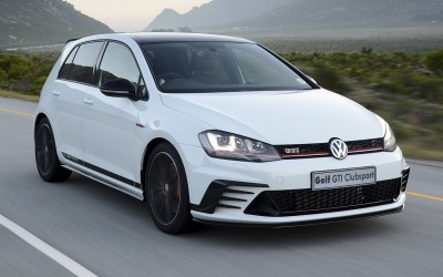 Volkswagen Golf GTI Clubsport 5-door (2016) ZA Wallpapers and HD Images - Car Pixel