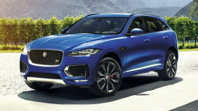 Jaguar F-Pace S (2016) Wallpapers and HD Images - Car Pixel