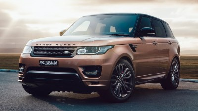 2016 Range Rover Sport HST (AU) - Wallpapers and HD Images | Car Pixel