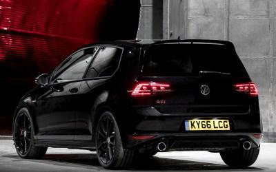2016 Volkswagen Golf GTI Clubsport Edition 40 3-door (UK) - Wallpapers and HD Images | Car Pixel