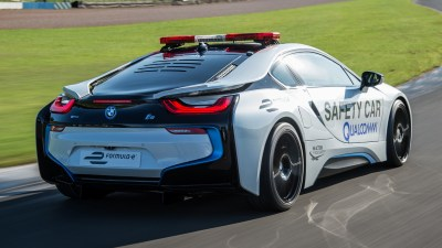 BMW i8 Formula E Safety Car (2014) Wallpapers and HD Images - Car Pixel