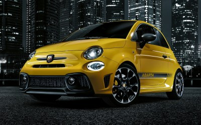 2016 Abarth 595 Competizione - Wallpapers and HD Images   Car Pixel