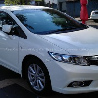 New Honda Civic 1.8S Test Drive on Jelutong Express Highway