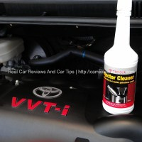 Benefits of using Fuel Injector Cleaner for my Toyota Vios VVT-i Engine