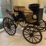 Rogers, Son & Company Brougham at the Frick Art & Historical Center