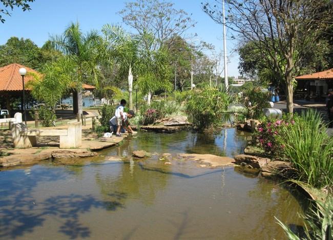Melhorias Parque do Sabiá