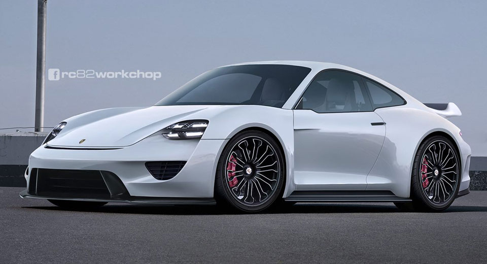 Porsche Mission-E Begets Electric 911 \u2013 Yay Or Nay?