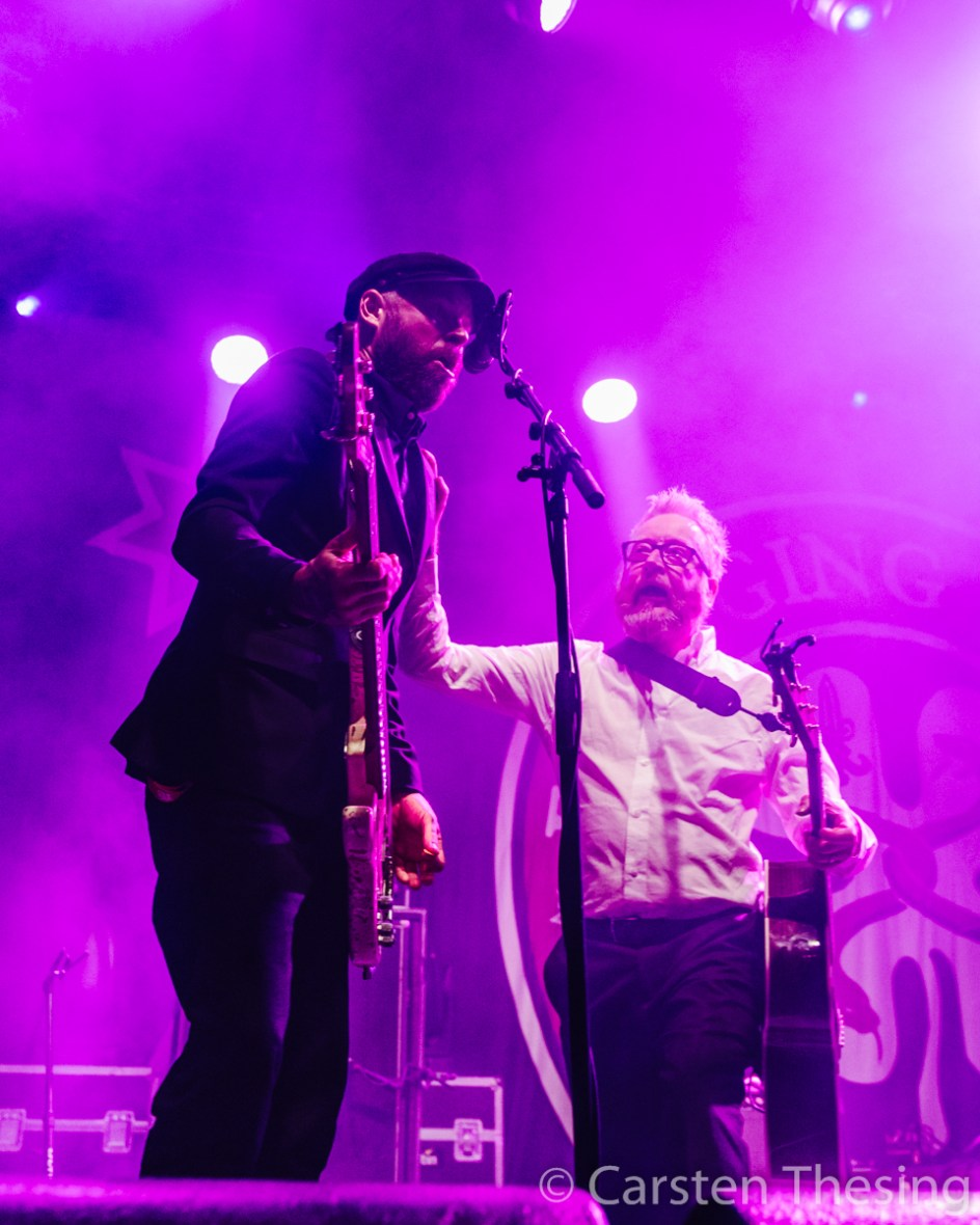 Flogging Molly in der Columbiahalle