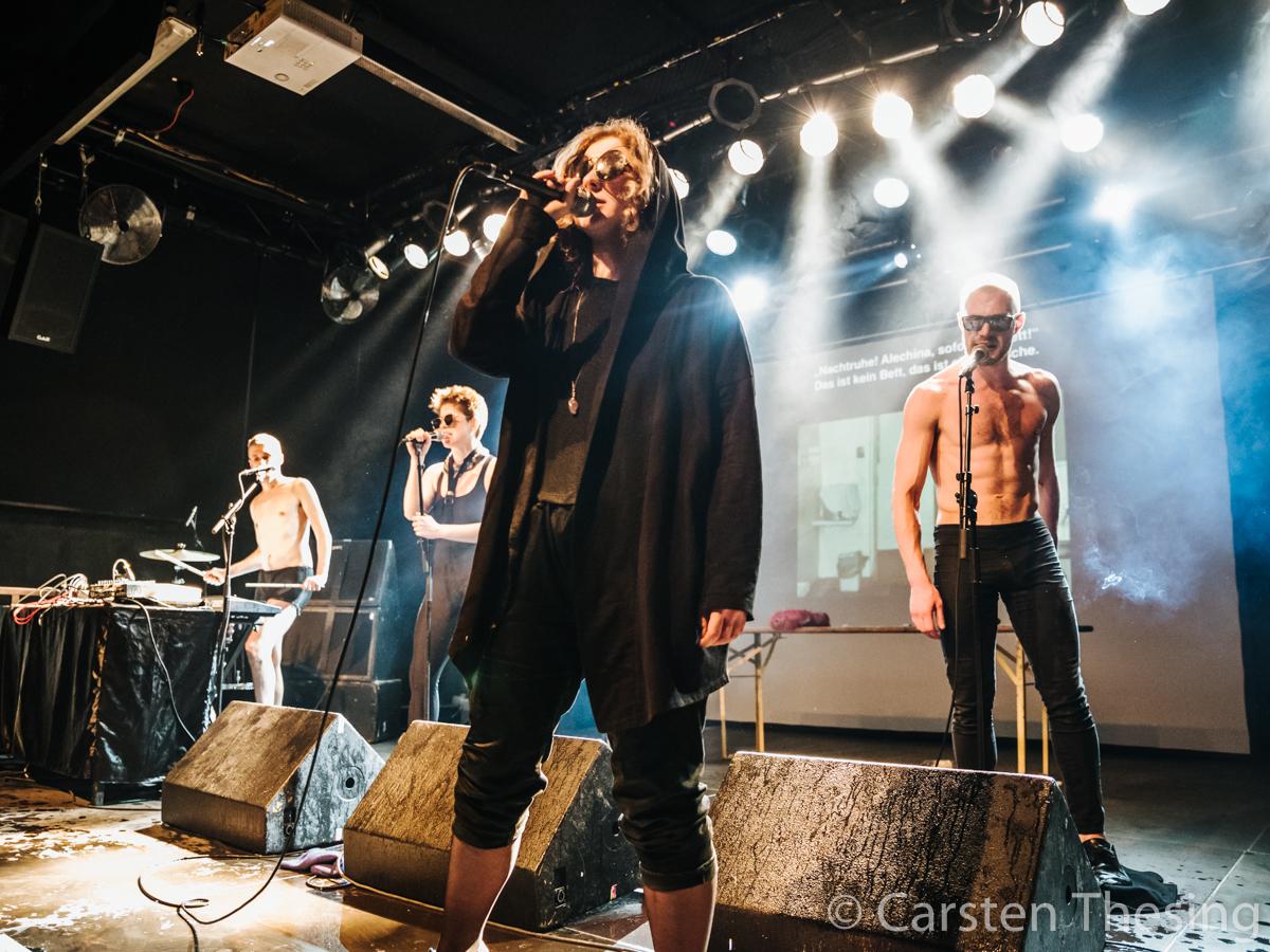 Pussy Riot Theatre im SO36