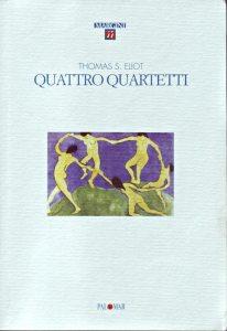 copertina Quattro quartetti