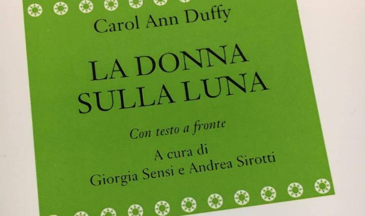 CAROL ANN DUFFY copertina