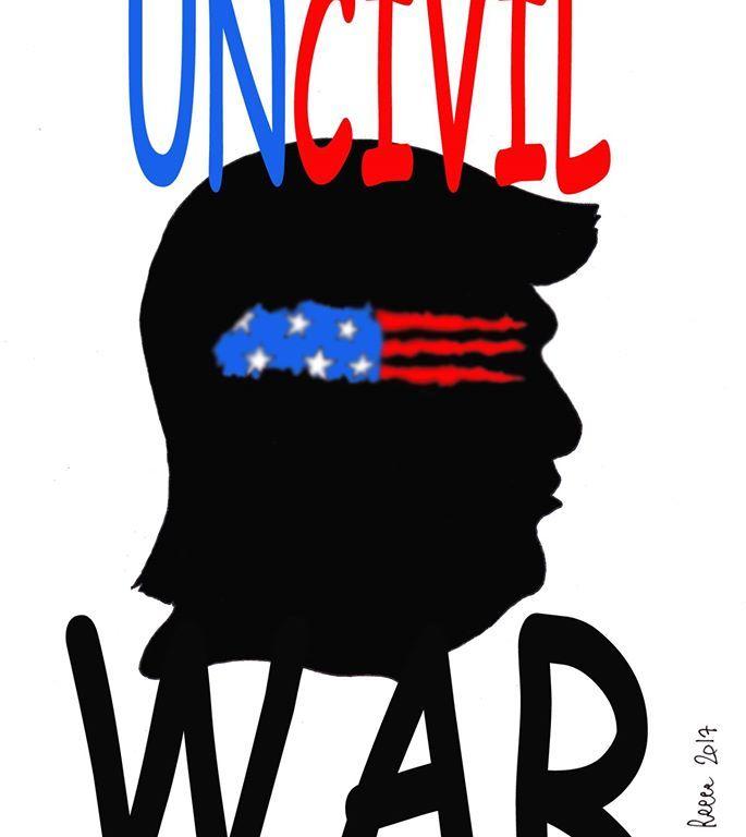 DAVIDE RACCA V TRUMP WAR