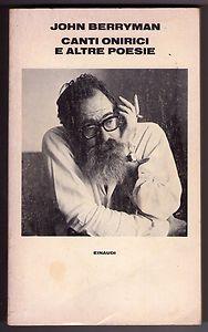 J.Berryman - canti onirici 1978