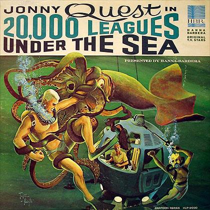 Jonny Quest record