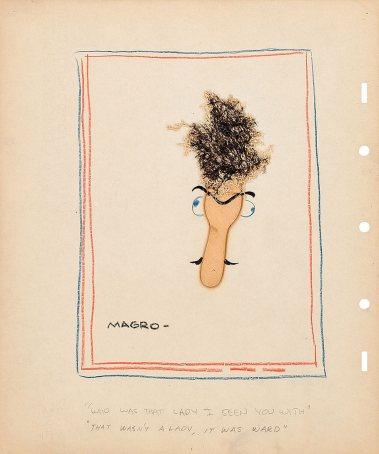 Ward Kimball (?) drawing