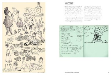 Animation Sketchbook by Laura Heit