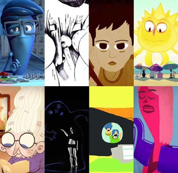 The selections in our 2013 Student Animation festival.