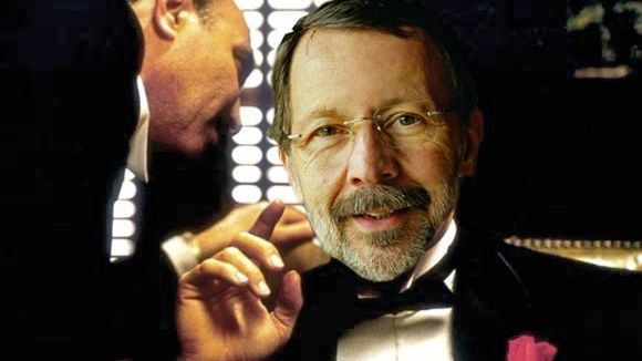 Ed Catmull. (Photo-illustration.)