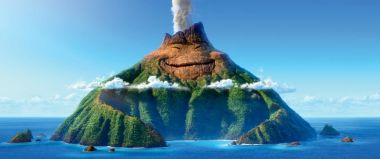 """Uku from Pixar's """"Lava."""" (Click to expand.)"""