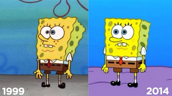 spongebobevolution