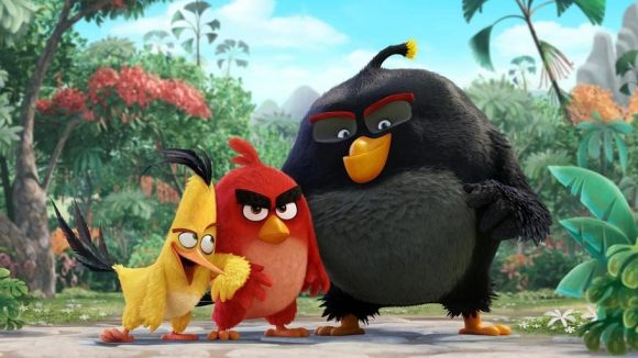 The Angry Birds cast has been redesigned from the ground-up for the feature film version.