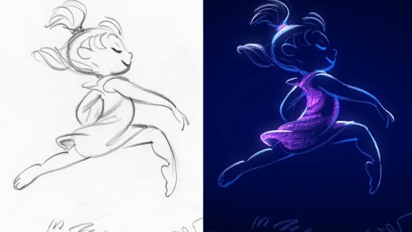 "Glen Keane's short ""Duet"" was released last year."
