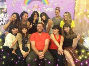 """The creative staff of Disney TV Animation's """"Star vs. the Forces of Evil"""" shows the bigger role that women play in today's animation industry."""