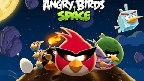 Angry Birds Space Splash