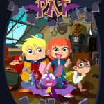 Bat-Pat-post