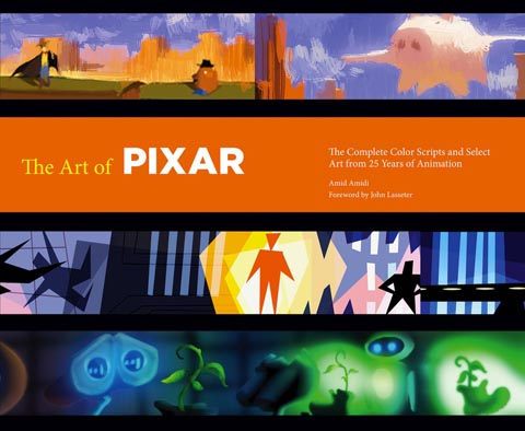 Art of Pixar