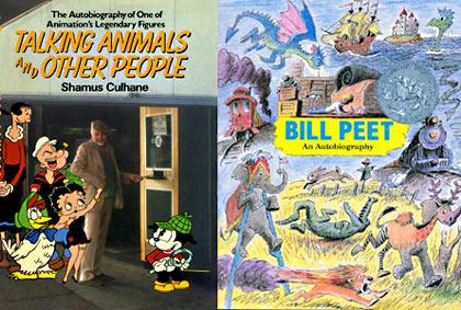 Animation Artist Autobiographies