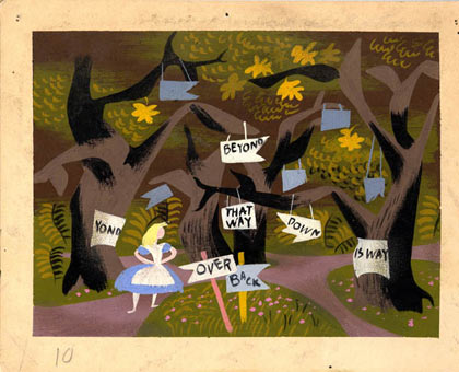 Mary Blair Painting