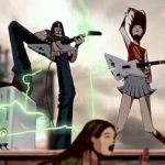 Guitar Hero II spot by Pete Candeland