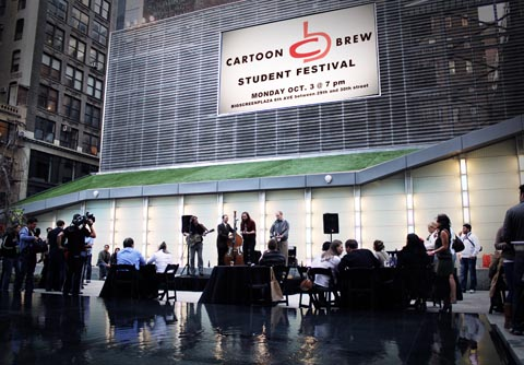 Cartoon Brew Student Animation Festival