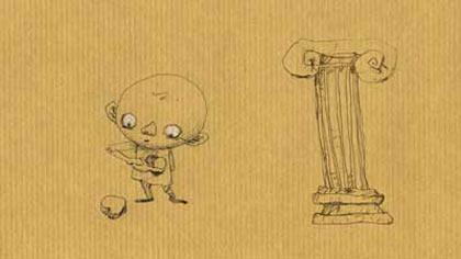 Animation by Koji Yamamura