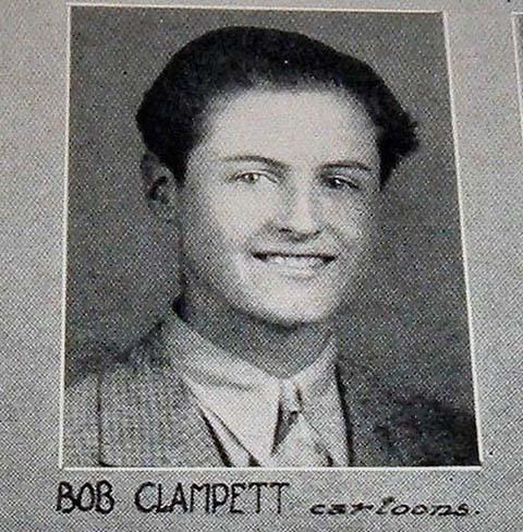 Bob Clampett Yearbook