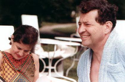 John and Faith Hubley