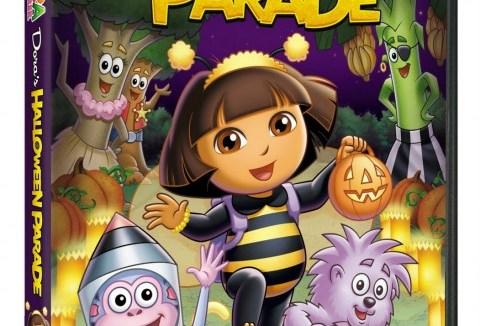 dora-halloween-parade-dvd-review