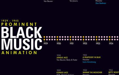 Jazz in Animation