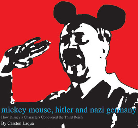 Mickey Mouse, Hitler and Nazi Germany