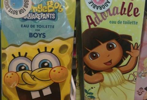 spongebob-dora-scent