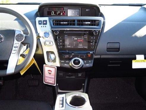 2015 Toyota Prius V Three Classic Silver Winter Haven FL