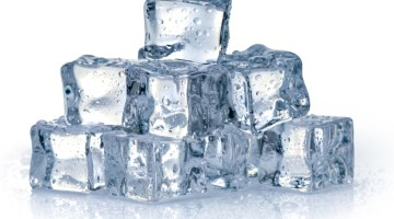 ice cubes, ice vending